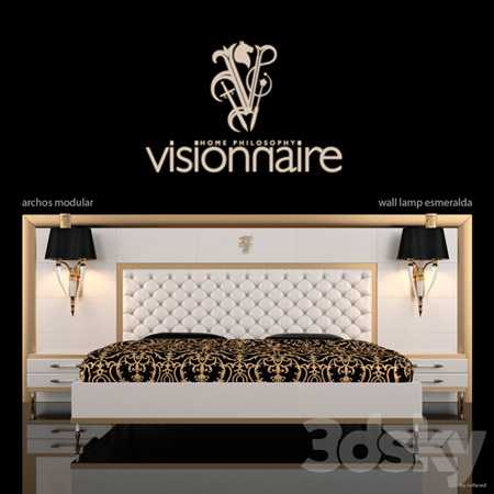 Visionnare archos modular bed