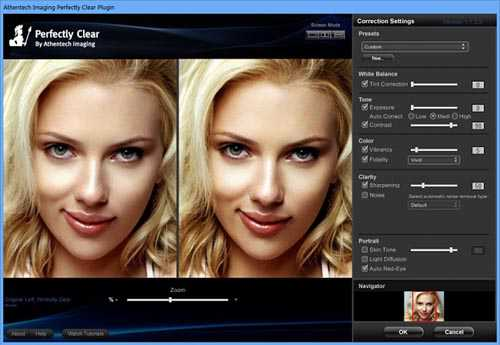 Athentech Perfectly Clear 3.0.4.625 for Adobe Photoshop