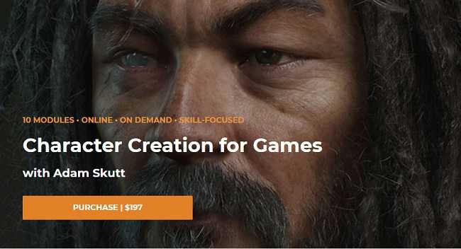 Game Art Institute – Character Creation For Games with Adam Skutt Final