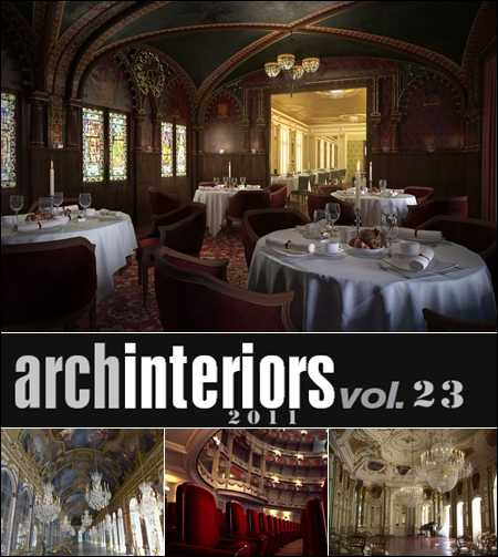 Max Evermotion Archinteriors vol 23