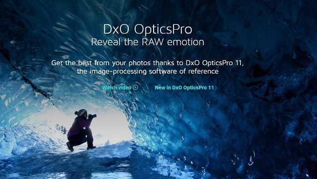 DxO Optics Pro 11.4.1 Build 12119 Elite Win x64