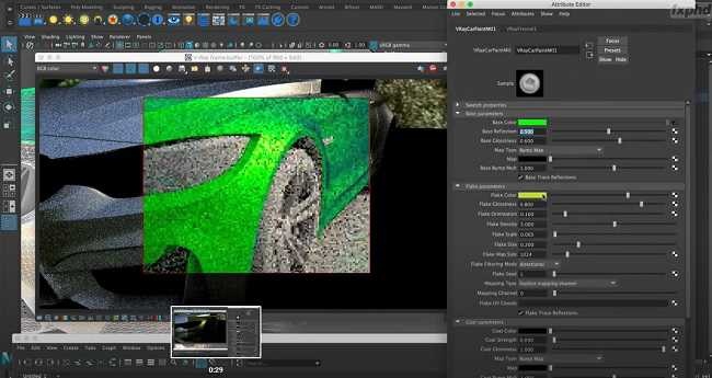 FXPHD – VRY203 – Look Development With V-Ray Next