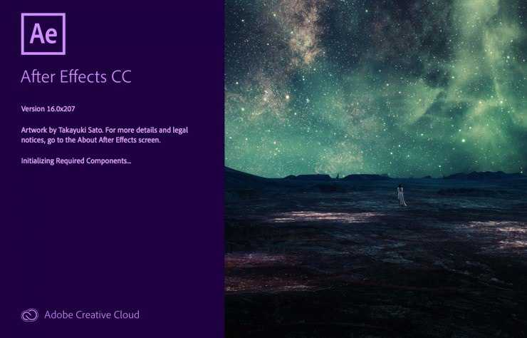 Adobe After Effects 2020 v17.1.0.72 Win