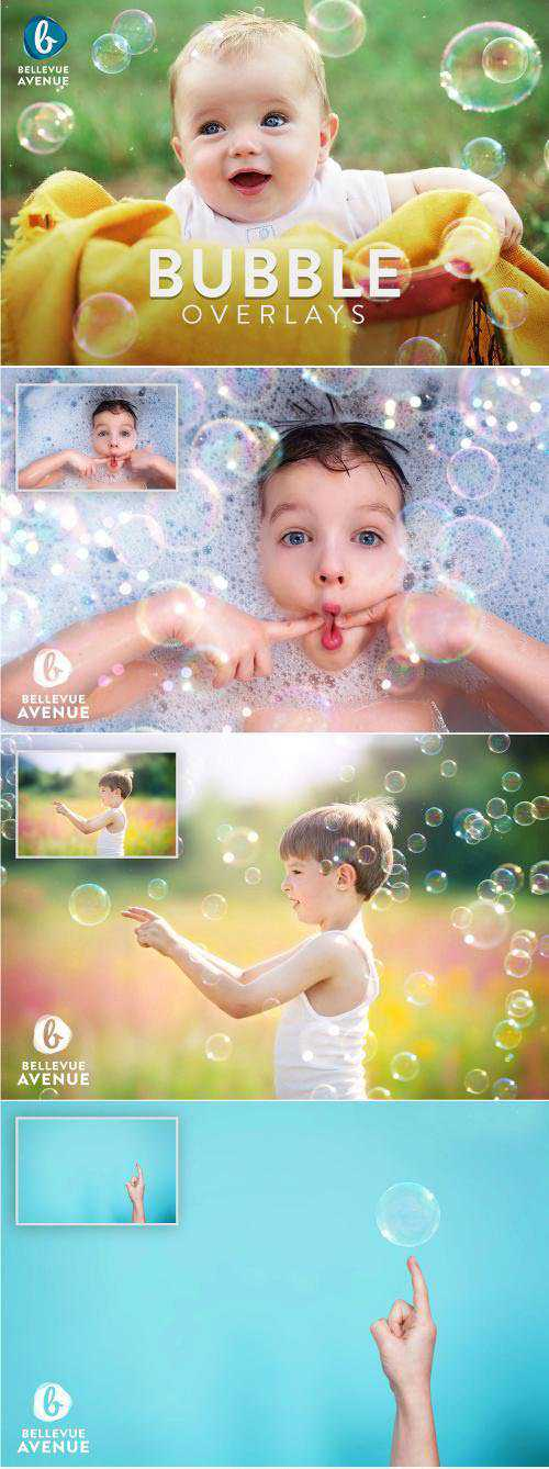 CM – Bubble Overlays (Real) – 2294988
