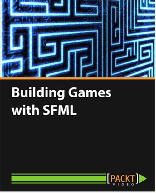 Packt Publishing – Building Games with SFML