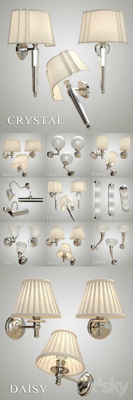 Devon Sconces PART 1