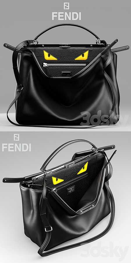 Bag fendi bags peekaboo