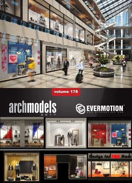 Evermotion Archmodels vol 178