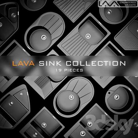 LAVA SINK COLLECTION