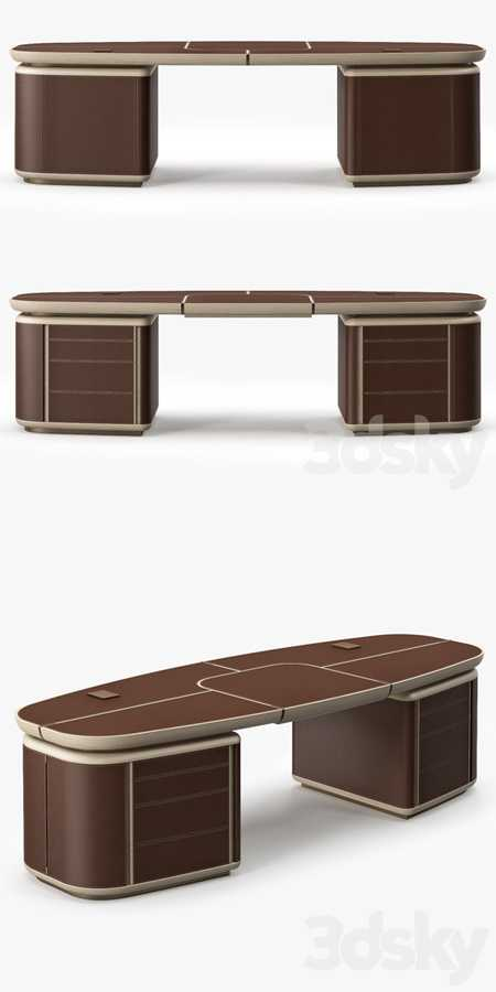 Giorgetti Tycoon Desk