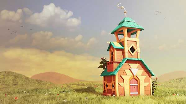Lynda – 3ds Max: Stylized Environment for Animation