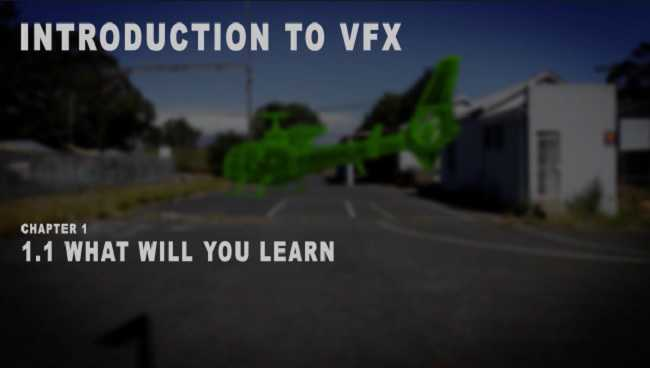 Udemy – VFX 101 Learn Adobe After Effects – PFTrack – 3ds Max by Ruan Lotter