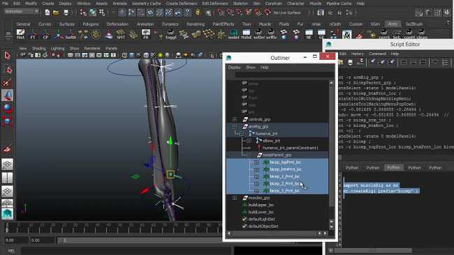 Tutorials CGCircuit - Skinning with nCloth Part II