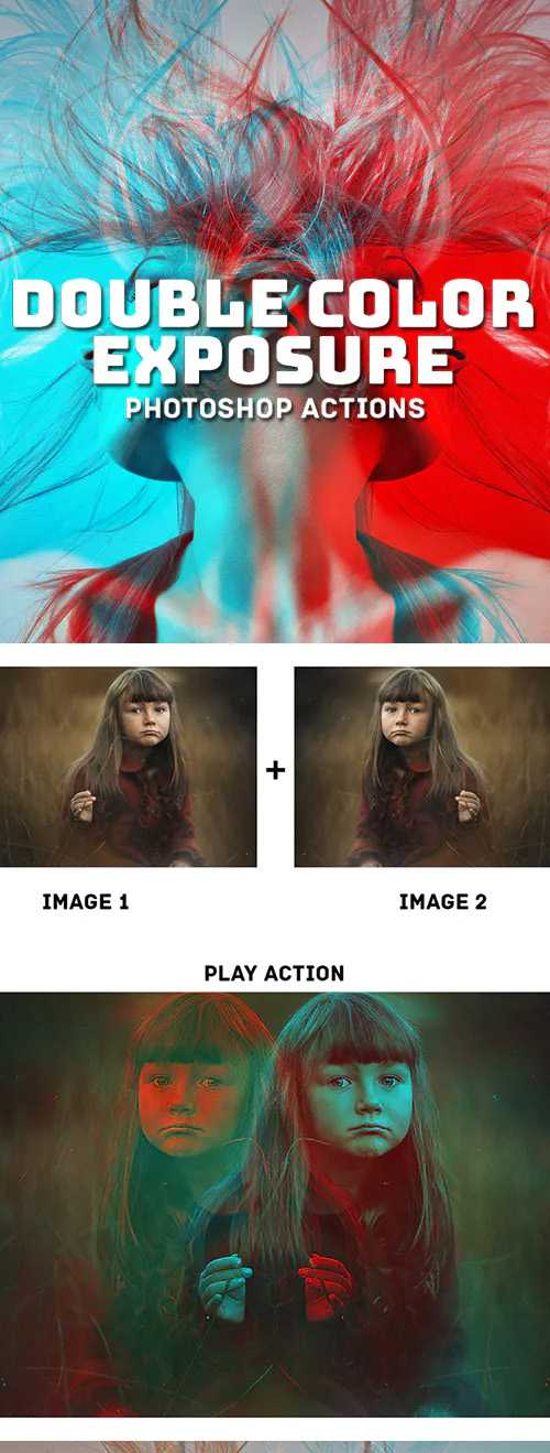GraphicRiver - Double Color Exposure Actions Ver 1 20474909