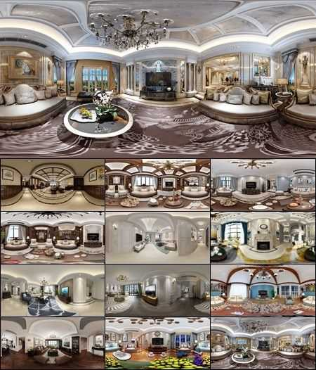 360 INTERIOR DESIGNS 2017 LIVING & DINING, KITCHEN ROOM AMERICAN STYLES COLLECTION 5
