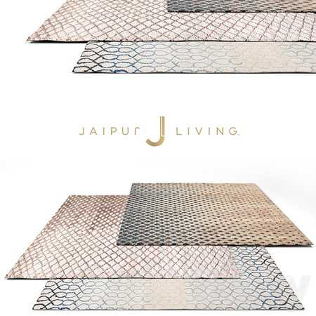 Jaipur Living Contemporary Rug Set 3