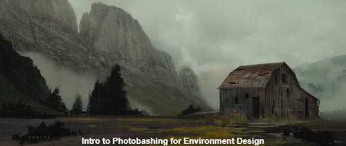 Gumroad – Intro to Photobashing for Environment Design