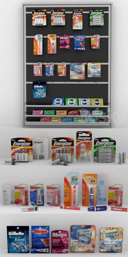 Store Product Set 01